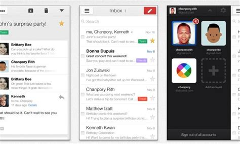 iphone gmail layout fayan sales new inbox comes to google s official gmail