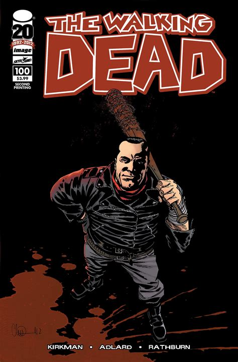 what happens to negan in the walking dead comics popsugar entertainment