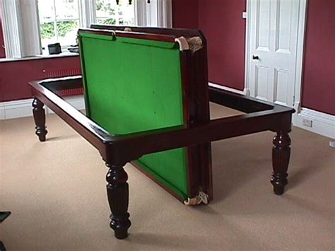 Billiard Dining Tables Snooker Dining Table Diners Pool Dining Tables Est 1910