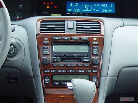 how cars run 1997 lexus lx instrument cluster image 2004 toyota avalon 4 door sedan xls w bucket seats natl instrument panel size 640 x