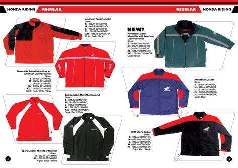 motocross gear philippines honda honda riding apparel from magnacycle philippines