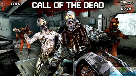 call of duty black ops zombies mod apk free - Call Of Duty Black Ops Apk