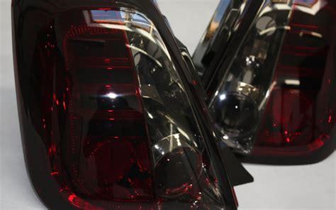 fiat 500 smoked lights led rear lights rear lights ls fiat 500 abarth