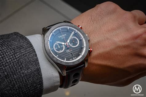 Tissot Couturier Rubber Sport affordable proposition on review of the new tissot