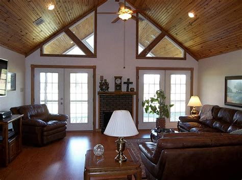 recessed lighting in living room cathedral ceiling