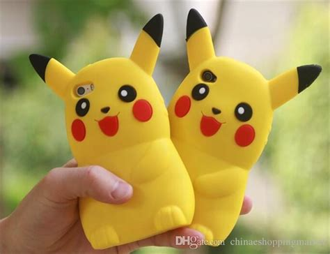 Pikachu Softcase For Iphone 66s66s 3d poke pikachu soft silicone animal for iphone 6 6s plus i6 i6s 5 5s se moto g3 samsung