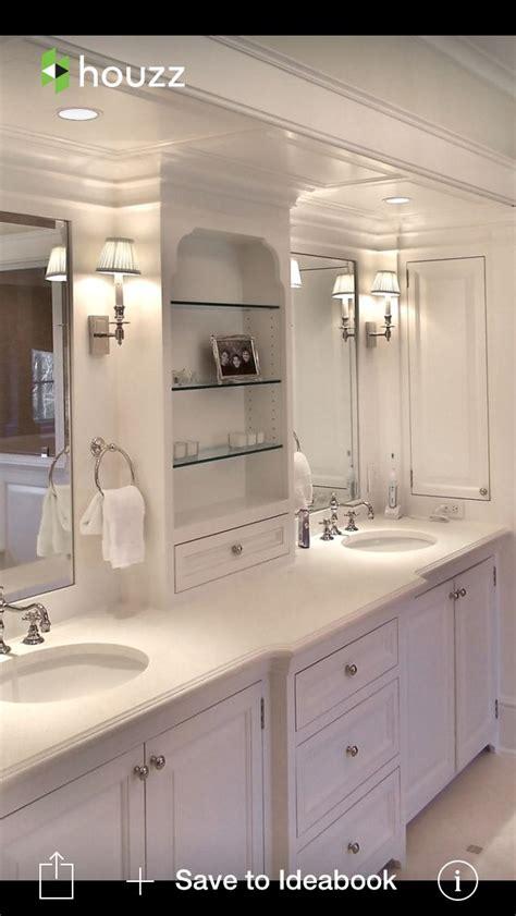 Cupboards bathroom pinterest cupboard bath and master bathrooms