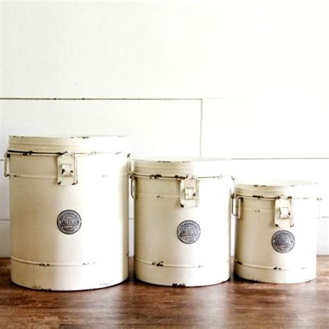 canisters astonishing farmhouse kitchen canisters modern