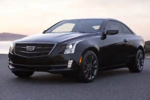 Cadillac Coup 2017 Cadillac Ats Coupe Updates Changes Gm Authority