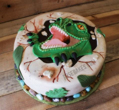 t rex cake template t rex dinosaur cake bakes