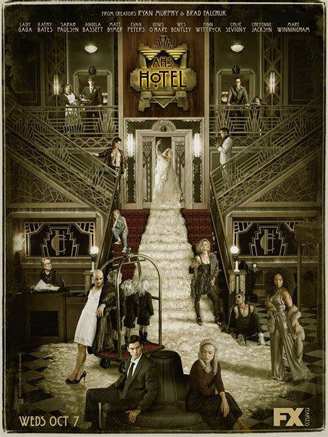 which quot american horror story hotel quot character are you american horror story hotel everything you need to ahead of season 5 premiere