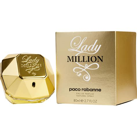 paco rabanne lady million edp fragrancenetcom