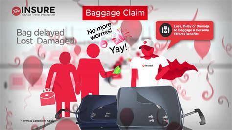 airasia insurance tune insure airasia travel protection youtube
