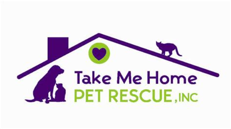 pet rescue logo op