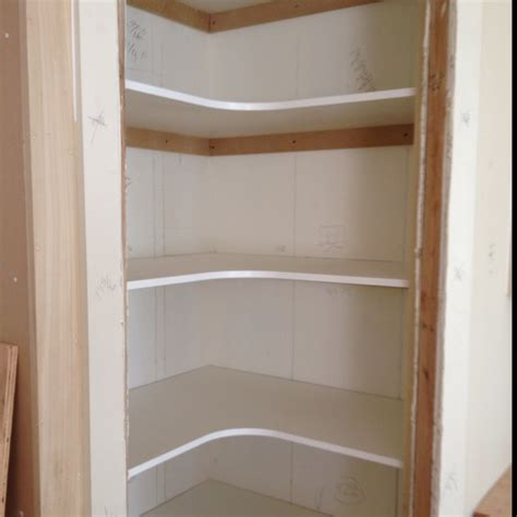 Corner Pantry Shelving by Pantry Shelves For The Home