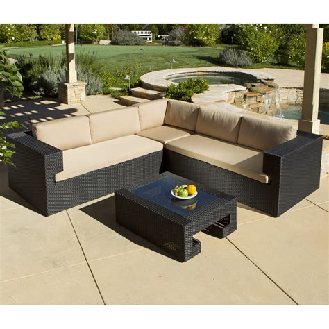 costco resin wicker lounge chairs patio furniture set cover by seasons sentry all weather