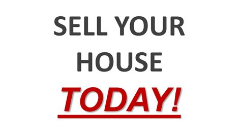 sell your house or we buy it how to sell your house by owner we buy houses cash youtube