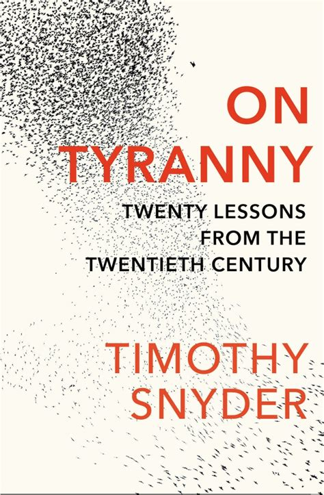 lessons from the hive books on tyranny twenty lessons from the twentieth century by