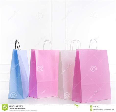 Bags On The Floor by Shopping Bags Stock Photo Image 62782177