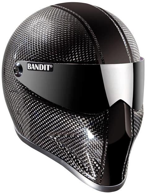 bandit crystal carbon kask moto duenya