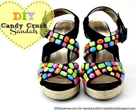ideas para decorar sandalias como decorar sandalias con pedreria imagui