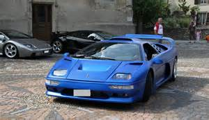 Blue Lamborghini Diablo The Lamborghini Diablo Picture Thread Page 33