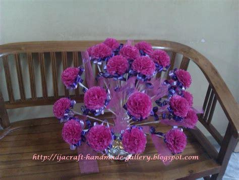 Handmade Gallery - ijacraft handmade gallery bunga telur pahar