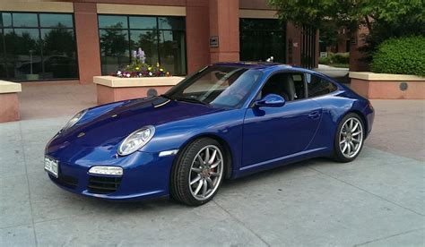 Porsche 997 Forum by Installed Porsche Carrera Sport Wheels Rennlist