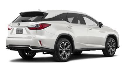 2019 Lexus Rx L by New 2019 Lexus Rx L 350 For Sale In Montreal Spinelli