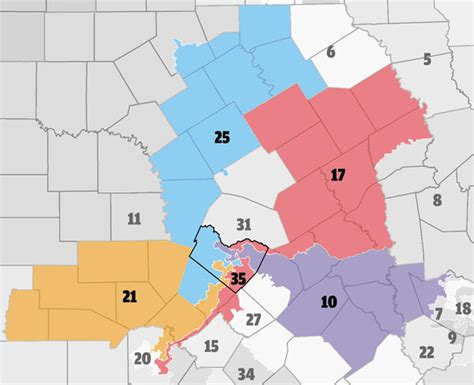 texas gerrymandering map doj says no to texas maps feds reject gop end run around courts for redistricting news the