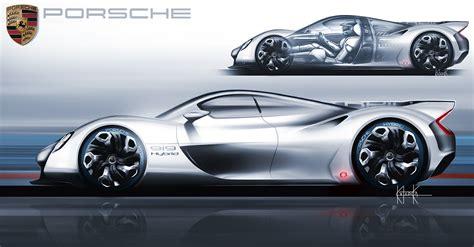 porsche hypercar what if porsche made a 919 hypercar for the road carscoops