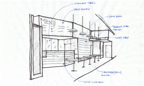 house structure design restaurant strawville