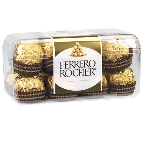 Ferrero Rocher 16 ferrero rocher 200g 16 drugs