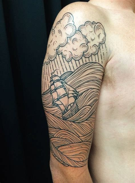 7 seas tattoo best 25 sea ideas on