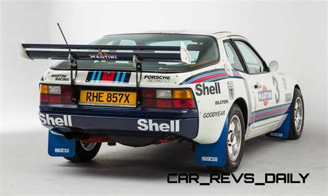 Porsche Sweepstakes - ccwin 1981 porsche 924 martini rally car 3