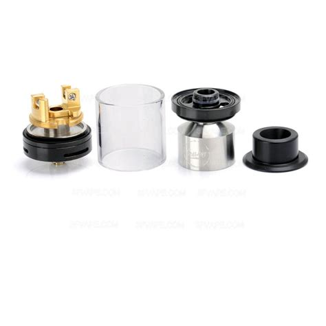 Jual Atomizer Coilart Mage Gta 24mm Authentic Gold Edition Authentic Coilart Mage Gta Black 3 5ml 24mm Genesis Tank