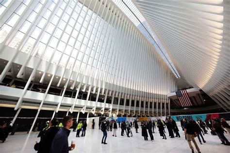 Grand Central Station Floor Plan by Oculus Una Nueva Obra De Arquitectura En Ground Zero