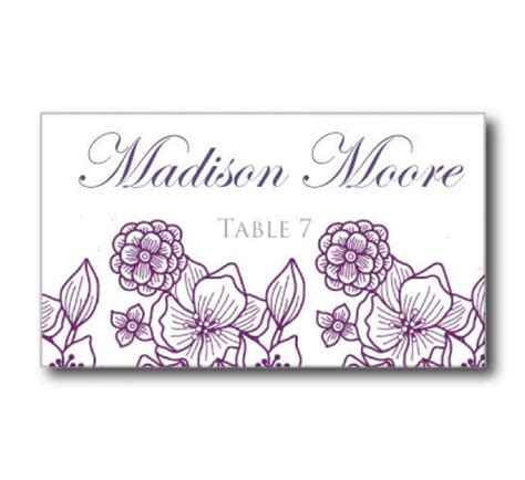 table number template word table numbers template instant download