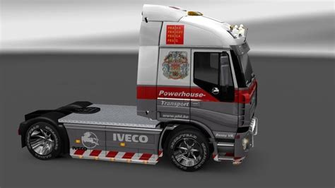 skin pack new year 2017 for iveco hiway and volvo 2012 powerhouse iveco stralis skin mod euro truck simulator 2 mods