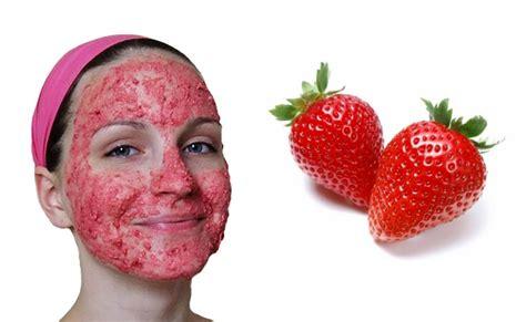 strawberry mask recipe for lovely skin