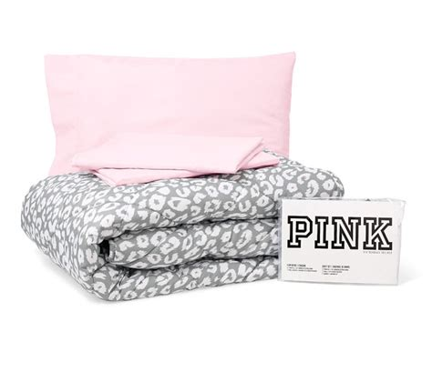 victoria secret pink bedding queen victoria s secret pink bed in a bag queen reversible