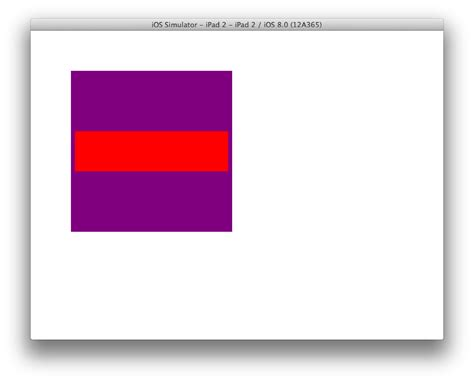Update Layout Constraints Programmatically | ios subview vertical align middle in view with auto