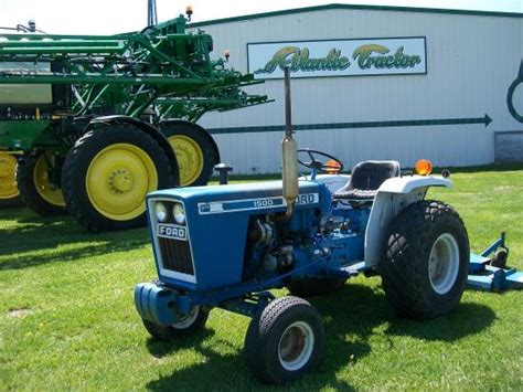 Ford 1500 Tractor Photos Of 1979 Ford 1500 Tractor For Sale 187 Atlantic