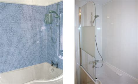 Bathtub Shower Wall Panels by Shower Bath Wall Panels The Bathroom Marquee