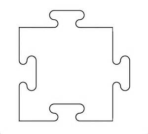 template for puzzle pieces puzzle template 19 free psd png pdf formats