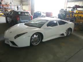 Replica Lamborghini White Lamborghini Reventon Replica For Sale In Australia