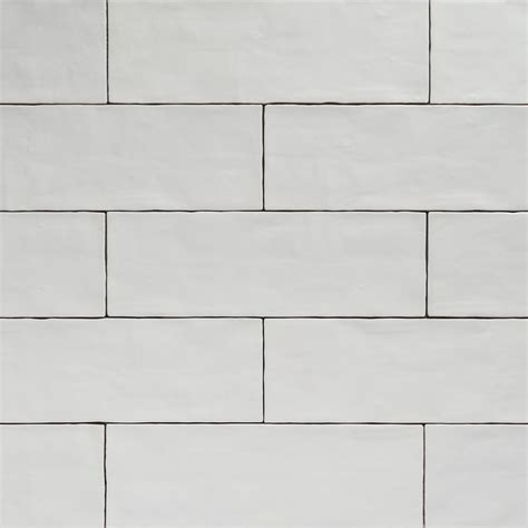 Handmade Wall Tiles - handmade white matt natura wall subway tiles 396 215 130 in
