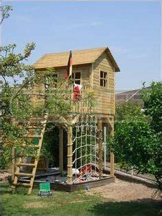 Wie Baue Ich Ein Gartenhaus 3315 by Kreative Kiste Kinder Stelzenhaus F 252 R Den Garten Selber