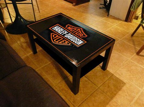 harley davidson coffee table saanich