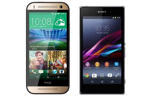 Hp Sony Xperia Z Mini htc one mini 2 vs sony xperia z1 compact who gets the